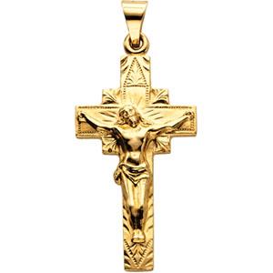 Crucifix Pendants on Bails Bracelets Clusters Chains Earrings Initials Jackets Pendants
